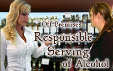 Bartending License, BASSET License - Beverage Alcohol Sellers and Servers Education and Training certificate / Off-Premises Responsible Serving®